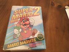 Super Mario Bros. 2  (NES, 1988) Brand New Factory Sealed Nintendo