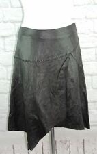 River Island Calf Length Leather Skirts for Women