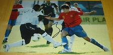 Bojan Krkirc Stoke City España firmó personalmente Autógrafo 12x8 Foto Fútbol