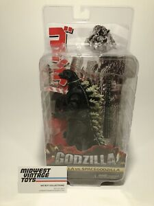 "🔥NECA Godzilla vs Spacegodzilla 6"" Action Figure NEW🔥"