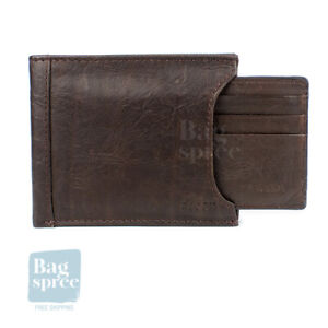 Fossil Men's Leather Wallet ML3888200