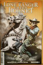 The LONE RANGER GREEN HORNET #2a (2016 DYNAMITE Comics) ~ VF/NM Book
