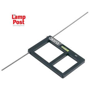 Draper 63955 SBT Electrical Plug Socket Back Box Template Cutter Cutting Level