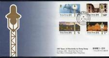 Hong Kong First Day Cover Asian Stamps