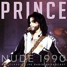 Nude 1990 (live) 2cd Prince CD 5060452620565