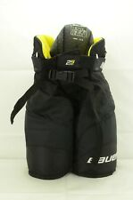 New listing Bauer Supreme 2S Pro Ice Hockey Pants Junior Size Small Black (1203-1359)