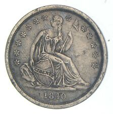 1840 Seated Liberty Dime - Charles Coin Collection *019