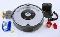 iRobot Roomba 655 - Gray - Robotic Cleaner - certified Refurbish