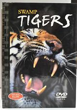 Swamp Tigers, DVD and Book set, Fast n Free