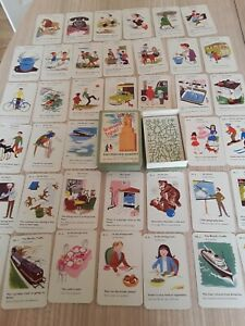 Vintage boxed German Card Game  do you speak English?