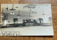 Tampa, Florida Real Photo Postcard c1916 Dance Hall , Centroespanol De Tampa