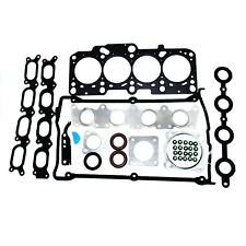 New Cylinder Head Gasket Set with Turbocharger Gasket Fit Audi VW 1.8T Turbo 20V