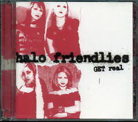 Halo Friendlies - Get Real (CD, 2002, Tooth & Nail Records)