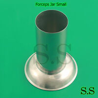 Forceps Jar Small Surgical Instruments Holloware