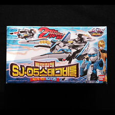 BANDAI POWER RANGERS GO BUSTERS DX SJ-05 STAG BEETLE TOKUMEI SENTAI Machine New