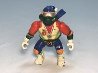 Vintage 1992 Playmates TMNT Turtle Games Hot Doggin Mike Michelangelo