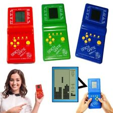 Dazzling Toys Hot Kids' Toys Educational Tetris Game Hand Held LCD Electronic To