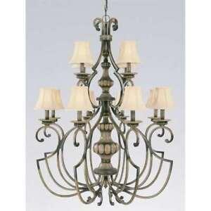 Classic Lighting Chandelier - 92709HRW