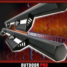 Fit 99-15 Ford F-250 SD Crew Cab HEX Running Boards Nerf Bars Dropped Side Step