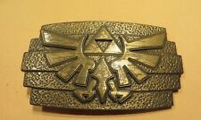 Legend of Zelda Triforce Zelda Metal Belt Buckle