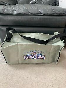 Lakewood Blue Claws Minor League Baseball Duffle Bag NEW