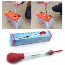 Flooded Battery Hydrometer Acid Electrolyte Tester Professional Test Equipment