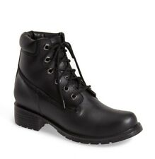 JEFFREY CAMPBELL Deluge Faux Shearling Lined Rain Boot 37 6.5 New
