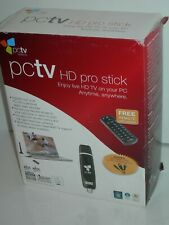 PCTV FREE HD Pro Stick 801E USB TV Tuner & software New Opened FREE SHIP