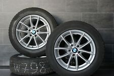 Originale BMW X3 F25 X4 F26 Cerchi in Lega Pirelli Ruote Invernali 205 65 r17