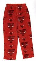 NBA Chicago Bulls Youth Plush NBA Lounge Pajama Pants