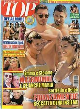 Top 2016 29.Marco Borriello-Belen-Emma Marrone-Stefano De Martino,Pamela Prati