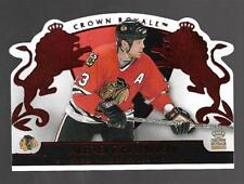 2002-03 CROWN ROYALE ROOKIE CARD RED PARALLEL # 22 ALEXEI ZHAMNOV !!
