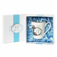 Me to You 21st Birthday Mug & Signature Keepsake Boxed Gift - Tatty Teddy Bear