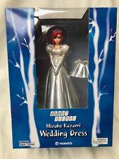 NEW SIF EX Please Teacher Mizuho Kazami Wedding Dress White S-Mist USA SELLER