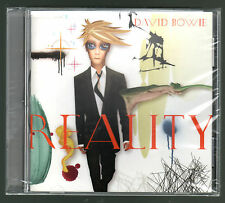 David Bowie - Reality (CD) NEW / SEALED