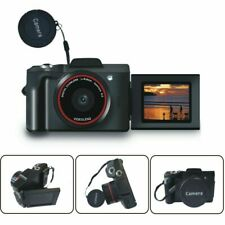NEW Digital SLR Camera TFT LCD Camcorder 16MP 1080P 16X Zoom Flip Screen Selfie