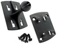 Auto Halter KFZ Halterung passend für TomTom VIA 52 62 mit Adapter & Schrauben