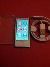 Apple ipod nano 7th generation 16gb Blue, MD478ZP