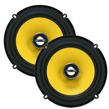 "JL Audio C1-650x C1 Series 6-1/2"" 2-Way Coaxial Car Audio Speakers 6.5"" NEW"