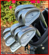 New listing SWEET PING Eye 2 Iron Set 3-SW Pat Pending V Groove Upside Down Stamp Conforming