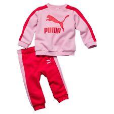 Puma Mädchen Minicats Kleinkinder Jogginganzug Pale Pink in 98 104 NEU