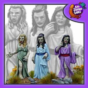 THE BRIDES ( VAMPIRES ) - BAD SQUIDDO GAMES - MLS001