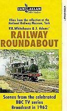 Railway Roundabout 1962 (VHS) Steam Railway VHS Video Tape ~ BBC TV ~ NRM