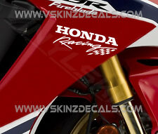 Honda Racing Superior Cast Decals Stickers Fireblade CBR RR 1000 600 SP VFR RC