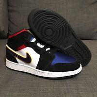 NEW Nike Air Jordan Retro 1 Mid SE Lakers Rivals Size 3.5Y BQ6931-005