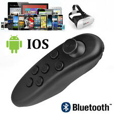 VR BOX Virtual Reality 3D Glasses Bluetooth Control For iPhone Android Phone New