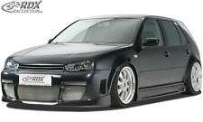 RDX Front parachoques vw golf 4 GT-Race Front delantal
