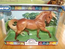 New NIB Breyer Horse World Equestrian  Games 2010 Chestnut