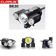 KLARUS BK30 1280 lumens  triple head adjustable beam-angle bicycle light