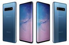 New in Box Samsung Galaxy S10 Sm-G973U Prism Blue Gsm 128 gb for Att T-Mobile